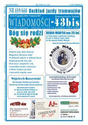 NR 659/660 WIADOMOŚCI - 43bis