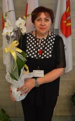 Krystyna Fudała sekretarzem miasta