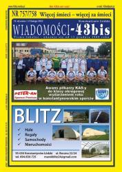 "NR 757/758 ""WIADOMOŚCI – 43bis"""