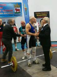 Świetny wynik Piotra Kowalewskiego
