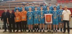 Piłkarze ręczni KKS Włókniarz wywalczyli miejsce 13-16. w Mistrzostwach Polski młodzików