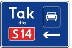 """Cisza o """"TAK dla S14"""""""