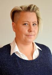 Mł. straż. Katarzyna Wojtaszek
