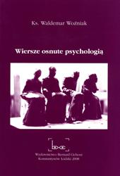 Ks. Waldemar Woźniak Wiersze osnute psychologią