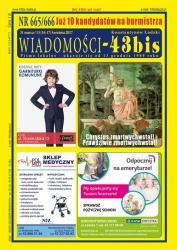 NR 665/666 WIADOMOŚCI - 43bis