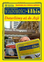 NR 533/534 WIADOMOŚCI - 43bis