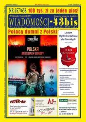 NR 657/658 WIADOMOŚCI - 43bis