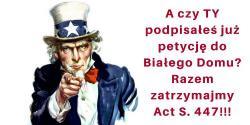 Petycja Polaków ws. ustawy 447