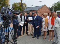 Oświadczenia kandydatów na burmistrza