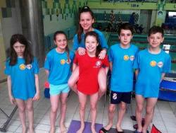 11 medali jedenastolatków