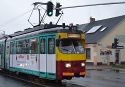 Zmiana tras w Łodzi