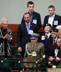 Sejm o NSZ