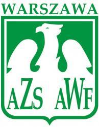 KKS przegrał z AZS AWF Warszawa