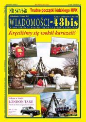 NR 547/548 WIADOMOŚCI - 43bis