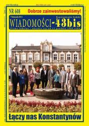 NR 608 WIADOMOŚCI - 43bis