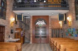 Kościół w Srebrnej już ogrzewany