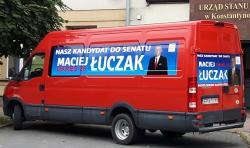 Maciej Łuczak (PiS) do Senatu w okr. nr 26