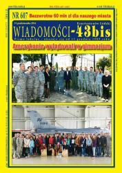 NR 607 WIADOMOŚCI - 43bis