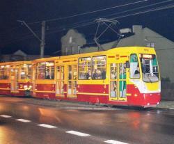 Nocą bez tramwaju