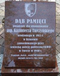 Kazimierz Turczyński uhonorowany