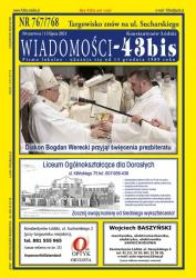 "NR 767/768 ""WIADOMOŚCI – 43bis"""