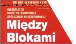 """100 numerów """"Między Blokami"""""""