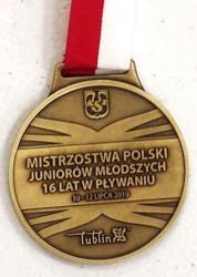"""""""Dorosłe"""" medale Piątki 2018/2019"""