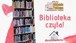 Bajki on-line w konstantynowskiej Bibliotece