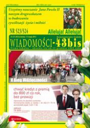NR 523/524 WIADOMOŚCI - 43bis