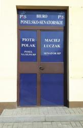 Drugie biuro parlamentarzystów PiS