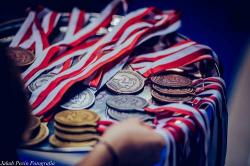 Medale niezdobyte przez Piątkę
