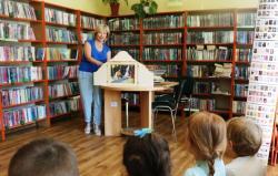 Wakacyjne atrakcje w bibliotece