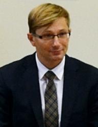 Prezes PKGKŁ Sebastian Kwiatkowski