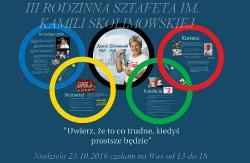 III Rodzinne Igrzyska im. Kamili Skolimowskiej