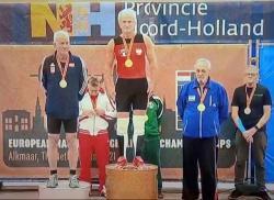 Złoty medal ME dla Piotra Kowalewskiego
