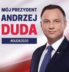 Andrzej Duda wygrał z kandydatem Platformy Obywatelskiej w 10 obwodach konstantynowskich (ze wszystkich 13)