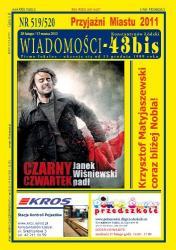 NR 519/520 WIADOMOŚCI - 43bis