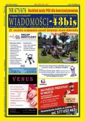 NR 675/676 WIADOMOŚCI - 43bis