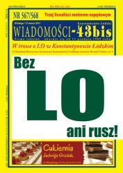 NR 567/568 WIADOMOŚCI - 43bis