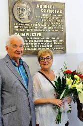 Andrzej Szymczak patronem Hali Anilany