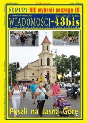 NR 651/652 WIADOMOŚCI - 43bis