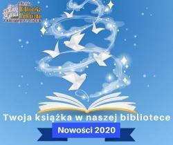 Wybieramy książki do zakupu przez konstantynowską MBP