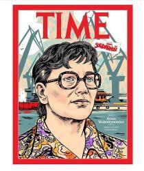 """Legenda """"Solidarności"""" Anna Walentynowicz wśród najbardziej wpływowych kobiet stulecia"""