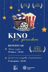 Rusza kino plenerowe