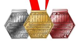 Medaliści Piątki 2016/2017