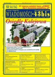 NR 541/542 WIADOMOŚCI - 43bis
