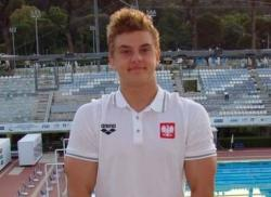 Bartosz Skóra ma już złoto MPJ 17-18 lat
