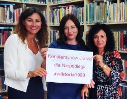 """Niemal 40 tys. zł dla konstantynowskiej biblioteki z rządowego programu """"Koalicje dla Niepodległej"""""""