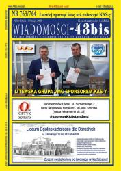 "NR 763/764 ""WIADOMOŚCI – 43bis"""