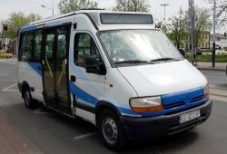 Bus do Niesięcina zmienia trasę